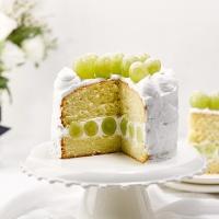 피나포레 청포도 생크림 케이크 만들기 - 베이킹 박스