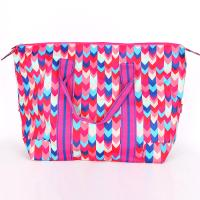 [ALL FOR COLOR]TRAVEL TOTE - DREAM WEAVE