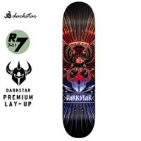 [Darkstar] MANIFAST METALLIC RED SL DECK 7.6