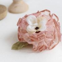 [DIY 패키지] 핑크플라워 집게핀