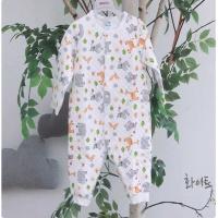 [베베원] 무형광 패밀리 보온 우주복