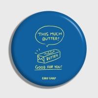[어프어프] 손거울 Good for you butter-blue