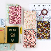 푸르부 멜로디 여권케이스