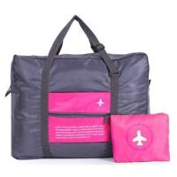 코코 여행용 멀티 폴딩백 Pink 32L 대용량