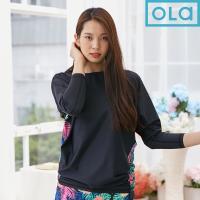 올라 가오리 래쉬가드 상의 OT212 수영복/체형커버