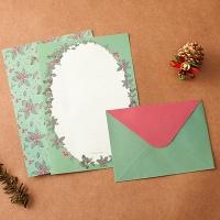 Floral Letter Set