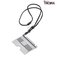 FAIR CARDS 목걸이 명함케이스 티타늄 (CDC81/TI)
