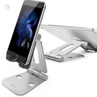 위시비 b stand M 모바일 태블릿 알루미늄 2중 접이식 거치대