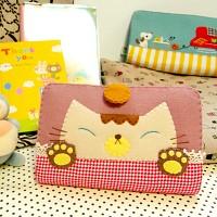 리치캣 통장지갑-핑크 만들기
