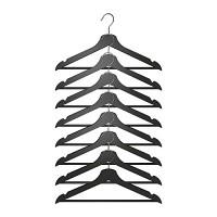 BUMERANG hanger/ 부메랑 원목 옷걸이 8개 세트