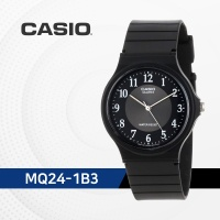 카시오 학생 수능시계 무소음 손목시계 MQ-24-1B3
