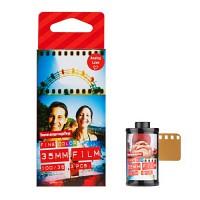 [로모그래피정품] 35mm 컬러 네거티브 ISO 100 필름 - 3롤 1팩 / 35mm 일반필름