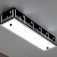 [바이빔][LED] 룰러 주방등(소)-블랙or화이트