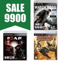 PS3 와치독 + 피어3 + MX ATV 슈퍼크로스 3종팩