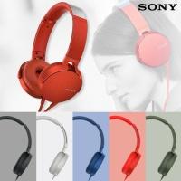 [소니e] MDR-XB550AP / 컬러풀 클럽 EDM 헤드폰
