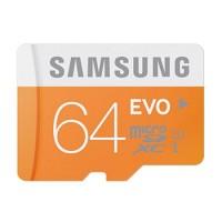 [삼성전자] EVO MicroSD 64GB CL10 스마트폰 블랙박스용