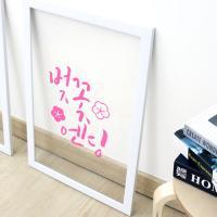 cm527-벚꽃엔딩_투명액자