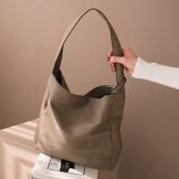 스웨이드 숄더백 가방