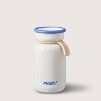 [MOSH] 모슈 보온보냉 라떼 미니 텀블러 200 화이트
