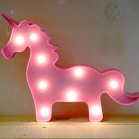 LED 앵두전구 조명등 (유니콘 핑크)