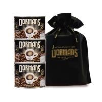 도르만스 케냐AA 인스턴트 블랙 커피 캔 트리플 세트