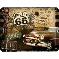 노스텔직아트[26119] Route 66 Road Trip
