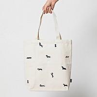 [자수에코백] my another bag : Dachshund