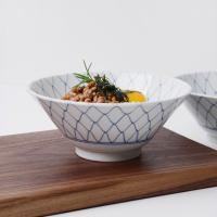 일본식기 아와이블루 소면기