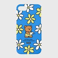 Bear flower garden-blue(color jelly)
