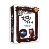 한국사 연대기 1편 보드게임 (선사 - 통일신라)