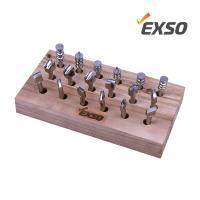 EXSO 엑소 가죽 공예 인두기 EXL-290용 인두팁 EXL-18