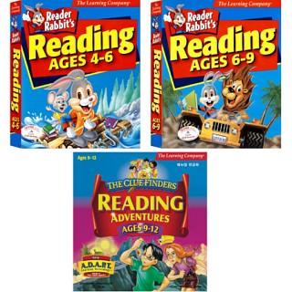 [CD-ROM] 리더래빗 Reading 세트