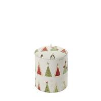 [페르니시] 크리스마스트리 데코 캔들 - 그린 (10cm)