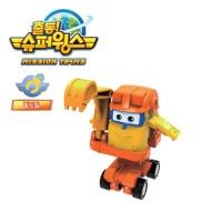 슈퍼윙스3 빌드팀 미니변신 포키 로봇 장난감