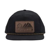 [히피트리] Summit Hat - Black
