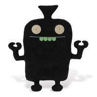 [KINKI ROBOT] LITTLE_UGLYBOT BLACK (0100356)