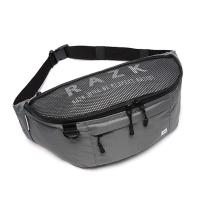 [라지크] RAZK Mesh WaistBag (D.GRAY)