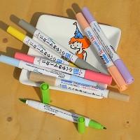 [KOBARU] 트윈닙 도자기펜-일본 코바루 세라믹마카 8색세트-Pastel HA623