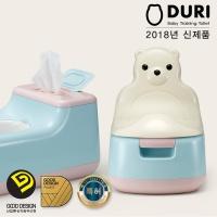 [프리젠트]두리 곰 국민 유아변기/아기변기/포티체어