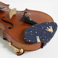바이올린 핸드메이드 턱받침 커버 V-모델 No18