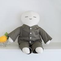 플레인의 파자마 SET -  카키(인형별도)