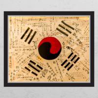 ia464-광복절태극기02_창문그림액자