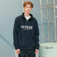 베테제- Basic Fleece Pullover (navy)
