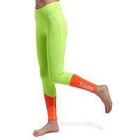 Nine Surf Pants Neon Yellow