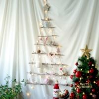 크리스마스 핸드메이드 벽트리 풀세트