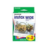 인스탁스 와이드필름 2팩 (20장) -  와이드 200/210 카메라용