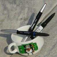 [SANFORD] 스타일리쉬한 Comfort GRIP 유성펜-샌포드 샤피 Stylo Grip Pen 1다스(12자루) HF101-1