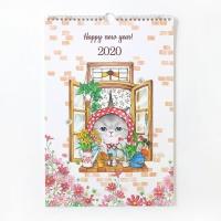 고양이삼촌 2020년 달력