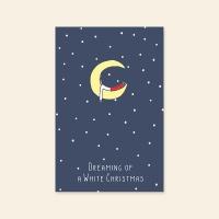 [카드] DREAMING OF A WHITE CHRISTMAS