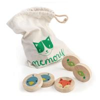 [무료배송]퍼즐리아 고양이군 기억놀이 퍼즐